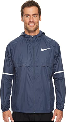 Shield Hooded Running Jacket
