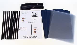 pvc slide binder