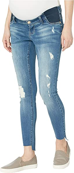 9d085ffc94261 Seven7 jeans big stitch boot with flap back pocket in sonic at 6pm.com