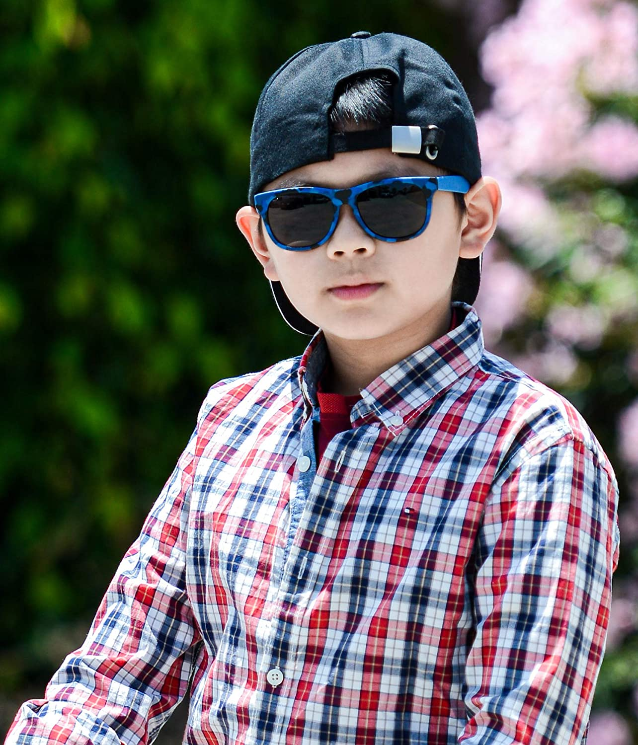 Exquisite Packaging Sunglasses for Kids Gift Idea for Boys Girls Age 3-10