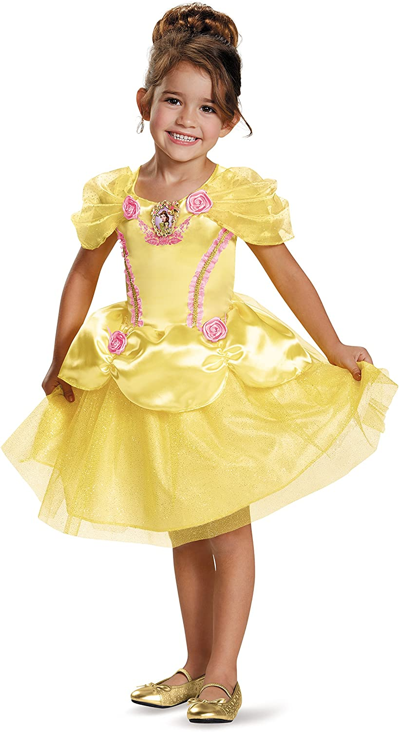 Disguise Belle Toddler Classic Costume