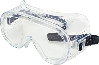 Neiko 53874A Protective Anti-Fog Safety Goggles with Wide-Vision, Extra Soft, Adjustable & Lightweight,Clear