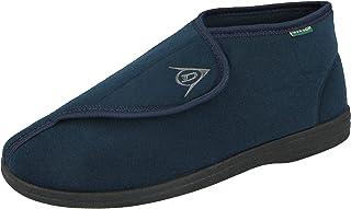 Dunlop pour Homme Albert Touch Attache Lavable réglable Chaussons Tailles 6–12