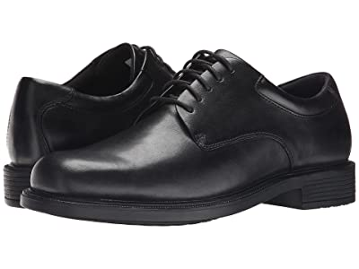 Rockport Big Bucks Margin (Black Leather) Men