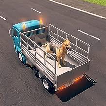City Dog Animal Transport Simulator:  Wild Animals Transporter Truck