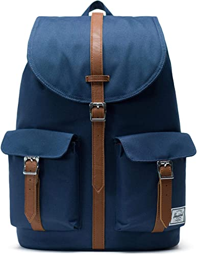 Herschel Supply Company SS16 Casual Daypack, 23.5 Liters, Navy  Tan