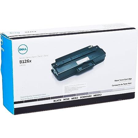 Dell DRYXV Toner Cartridge B1260dn/B1265dnf/B1265dfw Laser Printers, Black, One Size