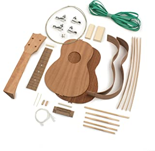 StewMac Build Your Own Soprano Ukulele Kit