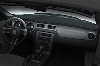 DashMat VelourMat Dashboard Cover Nissan Sentra Plush Velour, Black