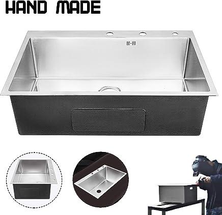 Amazon.it: lavello cucina con mobile - Lavelli da cucina ...