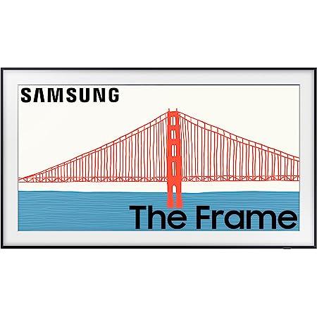 SAMSUNG 65-Inch Class Frame Series - 4K Quantum HDR Smart TV with Alexa Built-in (QN65LS03AAFXZA, 2021 Model)