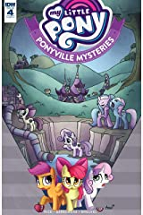 My Little Pony: Ponyville Mysteries #4 Kindle Edition