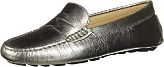 Driver Club USA Women's Leather Made in Brazil Naples Driver Loafer