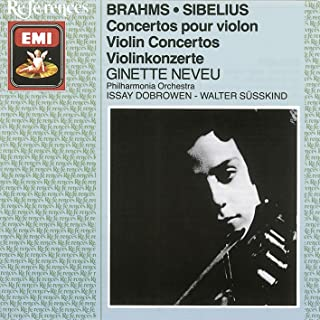 Brahms/Sibelius - Violin Concertos