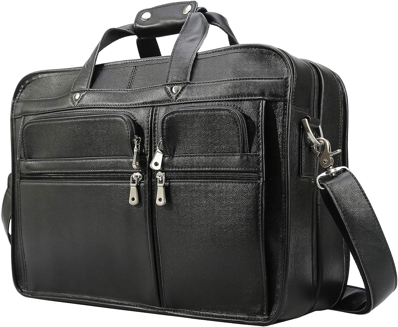 Polare Modern Messenger Bag with Retro Feel Laptop Bri Brand Large special price !! Cheap Sale Venue Men's 17