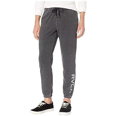 RVCA VA Guard Fleece Sweatpants (Black) Men