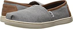 Frost Grey Chambray/PU