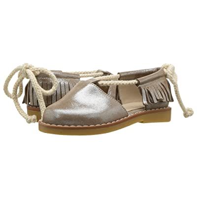 Elephantito Tori Sandal (Toddler/Little Kid/Big Kid) (Blush) Girls Shoes
