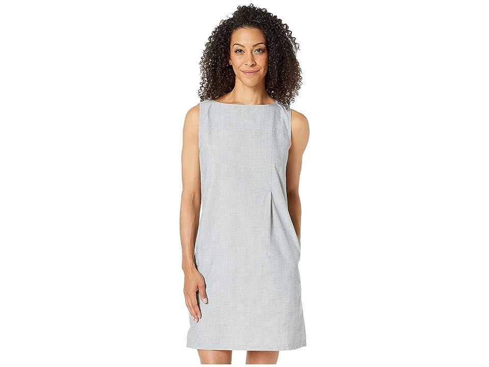 NAU Bloq Sleeveless Dress (Lagoon) Women