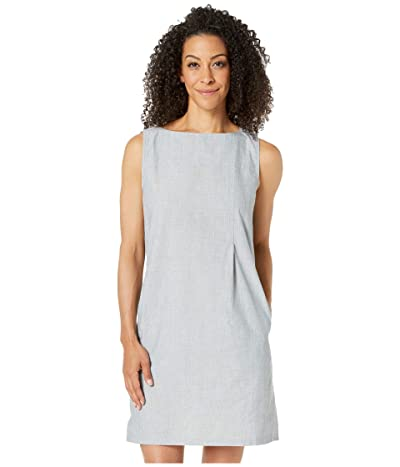 NAU Bloq Sleeveless Dress (Lagoon) Women