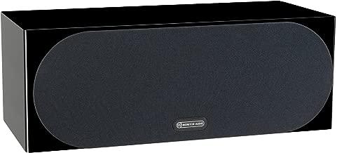Monitor Audio Silver C150 Center Channel Speaker Gloss Black