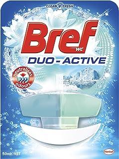 Bref Duo Active Toilet Cleaner, Jasmine, 50ml