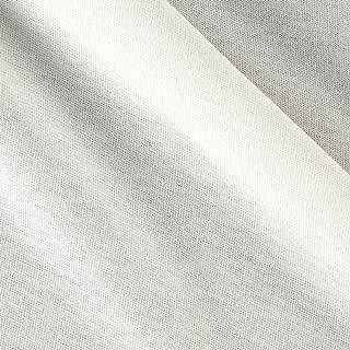 TELIO Organic Cotton Jersey Knit Off-White Fabric by The Yard