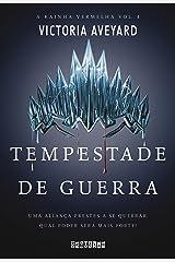 Tempestade de guerra (A Rainha Vermelha Livro 4) (Portuguese Edition) Format Kindle