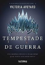Tempestade de guerra (A Rainha Vermelha Livro 4) (Portuguese Edition)