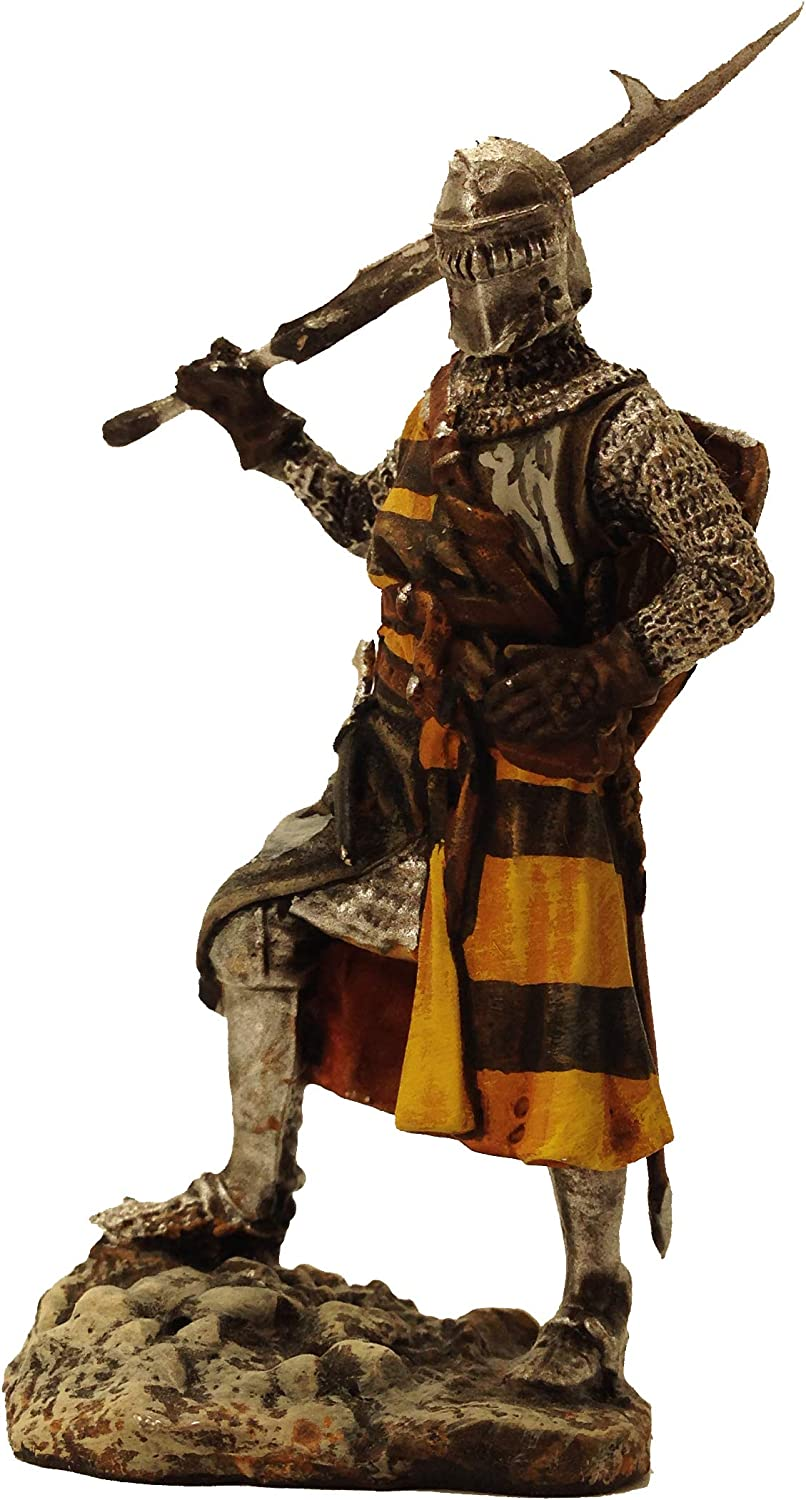 New mail order Military-historical miniatures Medieval Knight Tin M San Jose Mall Century XIV