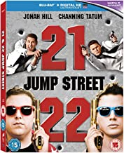21 Jump Street/22 Jump Street Double Pack Region Free  UV Edition Not Available