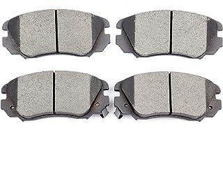Brake Pads,ECCPP 4pcs Front Ceramic Disc Brake Pads Kits fit for 2010 Buick Allure,2010-2016 Buick LaCrosse/Chevy Equinox/GMC Terrain,2011-2015 Buick Regal,2013-2015 Chevy Malibu,2011 Saab 9-5