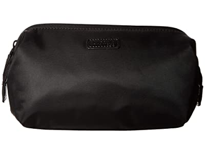 Lipault Paris Plume Accessories Medium Toiletry Kit (Black) Wallet