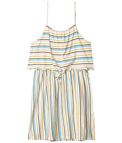 Billabong Kids Beachy Stripes Dress (Little Kids/Big Kids) (Multi) Girl
