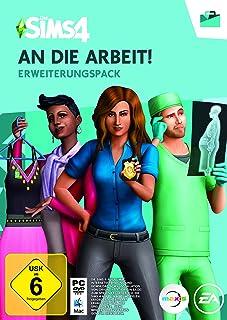 Sims 4 - An die Arbeit - pakiet rozszerzający - [PC] – wersja niemiecka