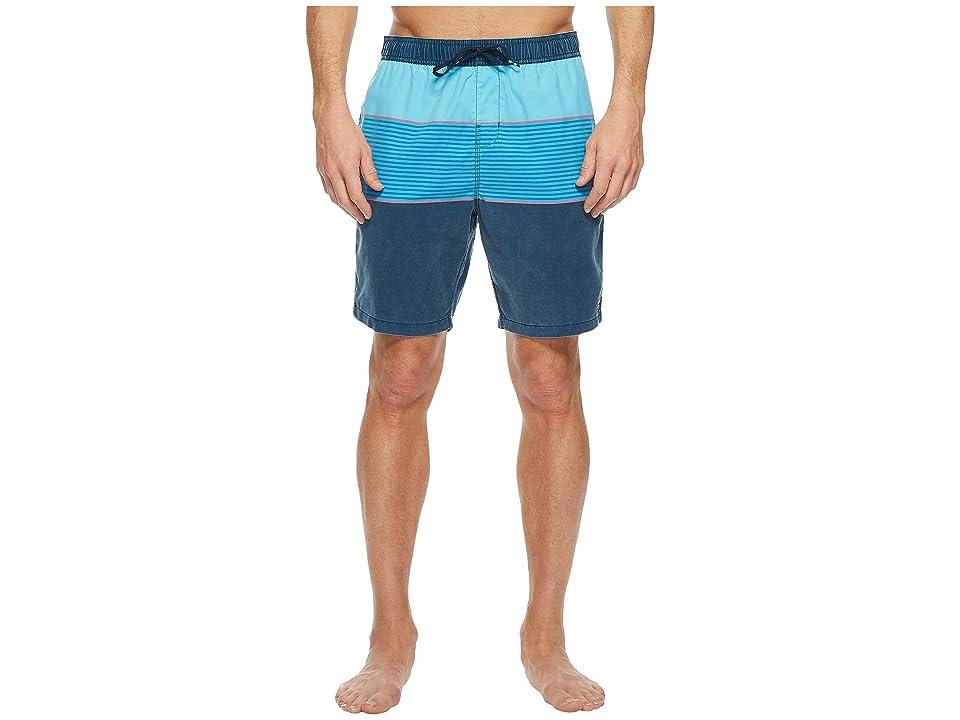 Billabong Tribong Layback Boardshorts (Blue) Men