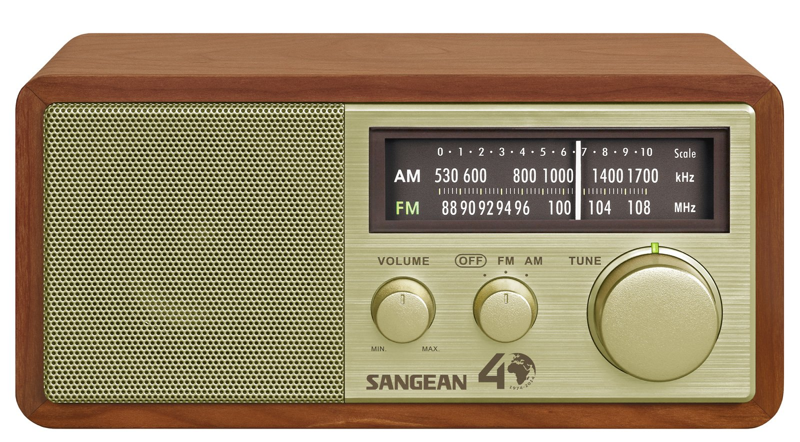 Sangean WR 11SE Table Radio Anniversary