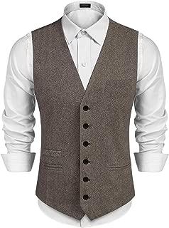 Best men's herringbone suit Reviews