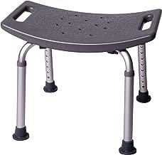 CHINABOS Repose-pieds antid/érapant en bois pour salle de bain Multifonctionnel Tabouret de toilette pour les toilettes sous le lit dans la chambre /à coucher P/édale de toilettes m/édicale pour femmes