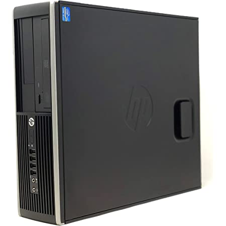 HP Elite 8300 - Ordenador de sobremesa (Intel Core i7-3770, 16GB de RAM, Disco SSD 240GB + 500GB HDD, Lector DVD, Grafica 2GB, WiFi PCI, Windows 10 Pro ES 64) - Negro (Reacondicionado)