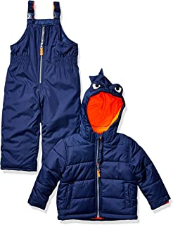 carters snowsuit 2t