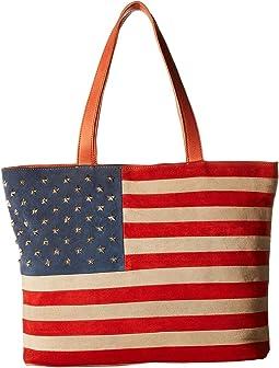 Rockin America Tote Bag