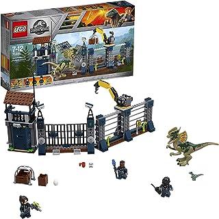 LEGO Jurassic World - Ataque del Dilofosaurio al