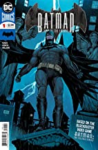 BATMAN SINS OF THE FATHER #1 (OF 6) RELEASE DATE 2/21/2018