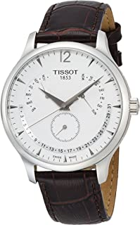 Mens Perpetual Calendar Tradition Watch T063.637.16.037.00