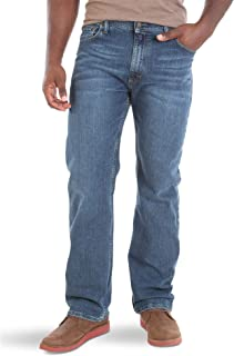 Authentics Men's Regular Fit Comfort Flex Waist Jean