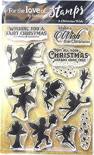 hunkydory christmas stamps