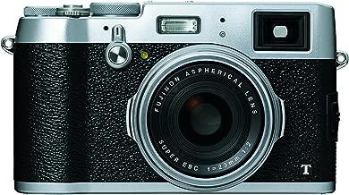 Fujifilm X100T 16 MP Digital Camera (Silver)