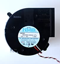 JMC//Datech Fan 12V DC 3.0A 120MM by 38MM 8 INCH 3 Wire Cable with Connector PN 6J852 1.5A 37MM 4 3//4 1 1//2 INCHES Assembly 12VDC 1.5AMP