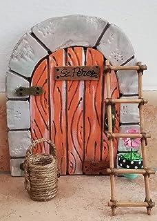 Puerta Ratoncito Pérez con el color personalizable.